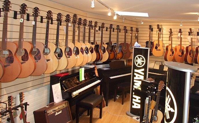 guitars-shop