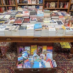 Book Shop Interior Galway City